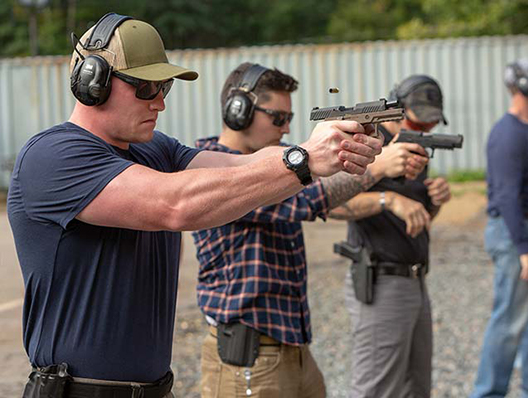Pistol / Handgun Training Classes | Progressive Development