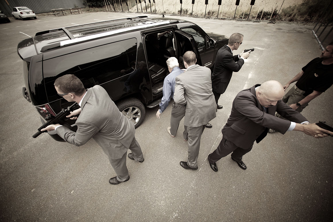 Executive Security Personal Protection Training Vip Protection