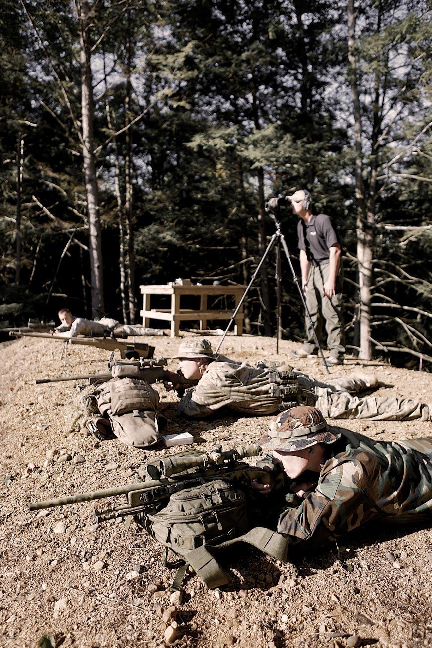 1,000 Yard Outdoor Shooting Range
