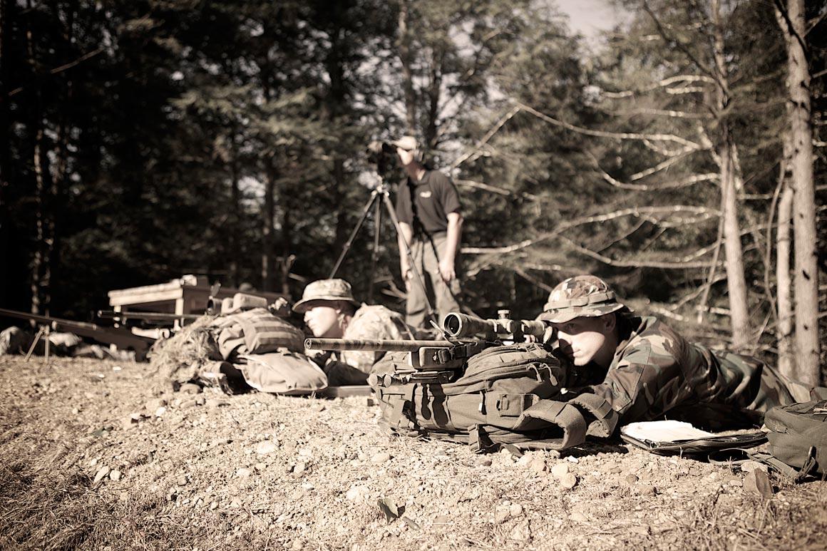 1,000 Yard Outdoor Shooting Range   Long Distance Rifle