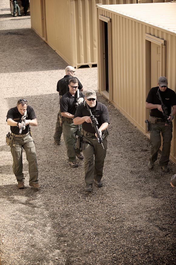 Tactical Shoot Range | Tactical Training Courses | SIG SAUER Academy