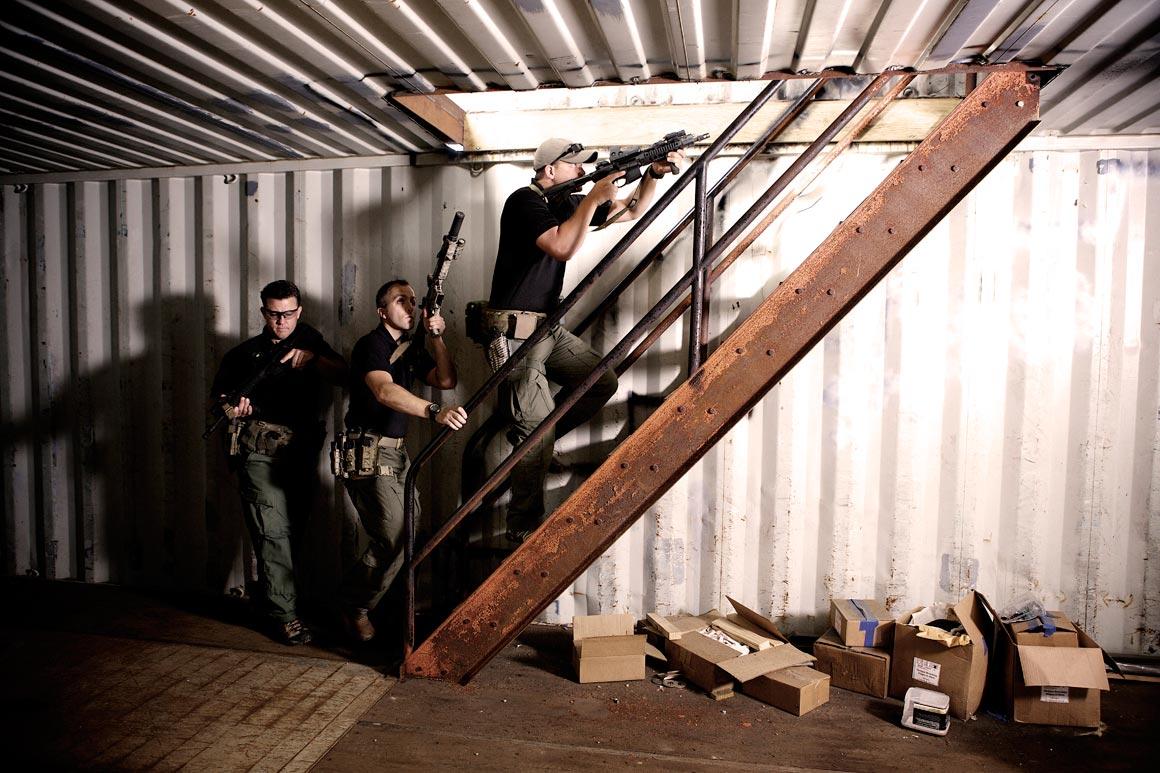 Tactical Shoot Range Tactical Training Courses Sig