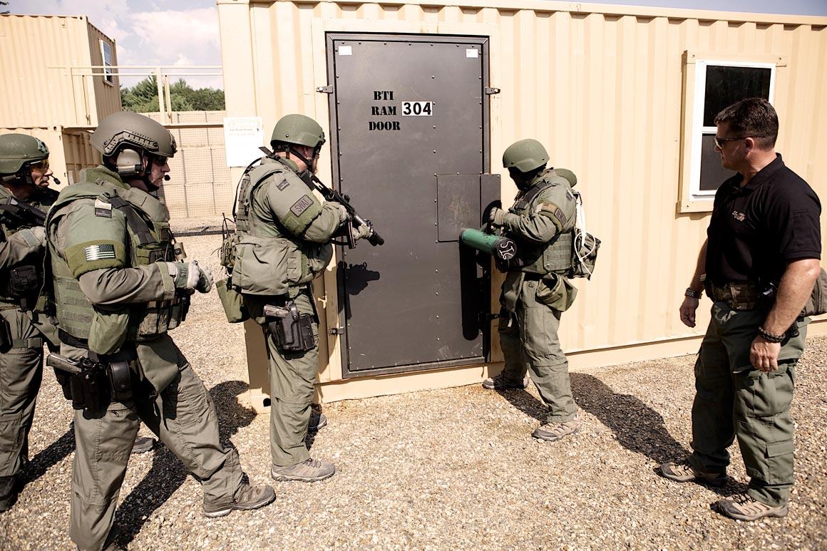 Tactical Shoot Range | Tactical Training Courses | SIG SAUER