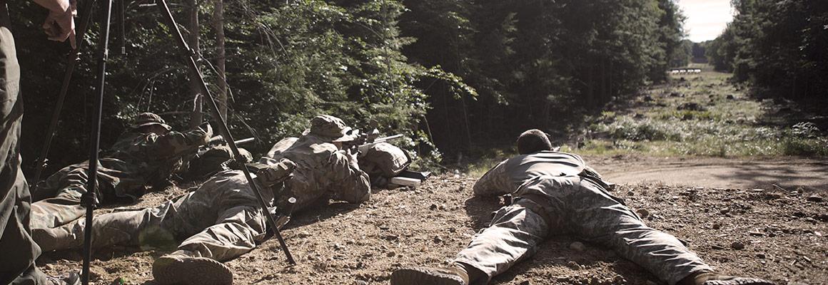 1 000 Yard Outdoor Shooting Range Long Distance Rifle Marksmanship Firing Range Sig Sauer Academy