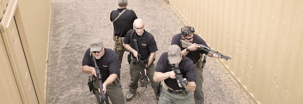 Tactical Shoot Range | Tactical Training Courses | SIG SAUER